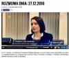 Rozmowa dnia - wywiad z Kamilą Czechowską