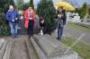 Śpij Ojczyzna o Tobie pamięta... mogiła ks. Klemensa Zielińskiego na cmentarzu w Łopiennie
