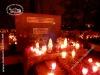 Zbiórka funduszy, znicze i pamięć na szubińskim cmentarzu