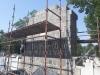 Trwają prace przy pomniku-mogile Powstańców Wielkopolskich w Kcyni