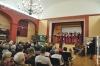 Koncert chóru na zakończenie obchodów 100. rocznicy powstania wielkopolskiego w Szubinie