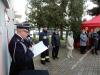 Powstańcy-strażacy na szklanych tabliczkach.