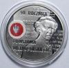Moneta okolicznościowa 10 zł z okazji 90. rocznicy Powstania Wielkopolskiego