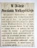 70. rocznica wybuchu Powstania Wielkopolskiego 1918-1919 w Szubinie i Rynarzewie