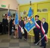 Sztandar Oddziału Kujawsko-Pomorskiego na V Krajowym Zjeździe TPPW 1918-1919