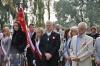 Poświęcenie mogił powstańczych na cmentarzu w Samoklęskach Dużych