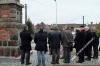 Wmurowanie aktu erekcyjnego pomnika w Paterku